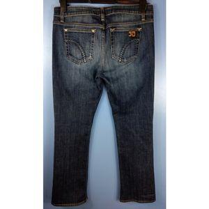 Joe's Honey Fit Stretch Denim BootCut Jeans 31